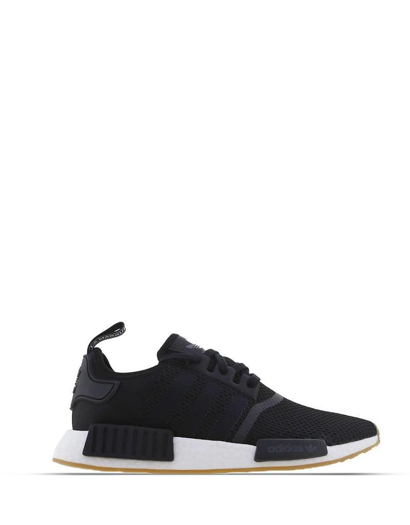 ADIDAS MEN'S ORIGINALS NMD_R1 SHOES BLACK