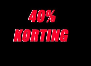 40% SNEAKERS