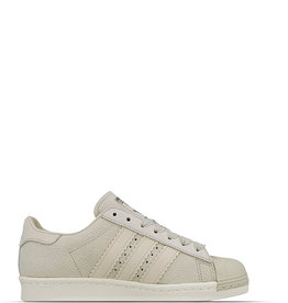ADIDAS SUPERSTAR 80s WMNS CLEAR BROWN