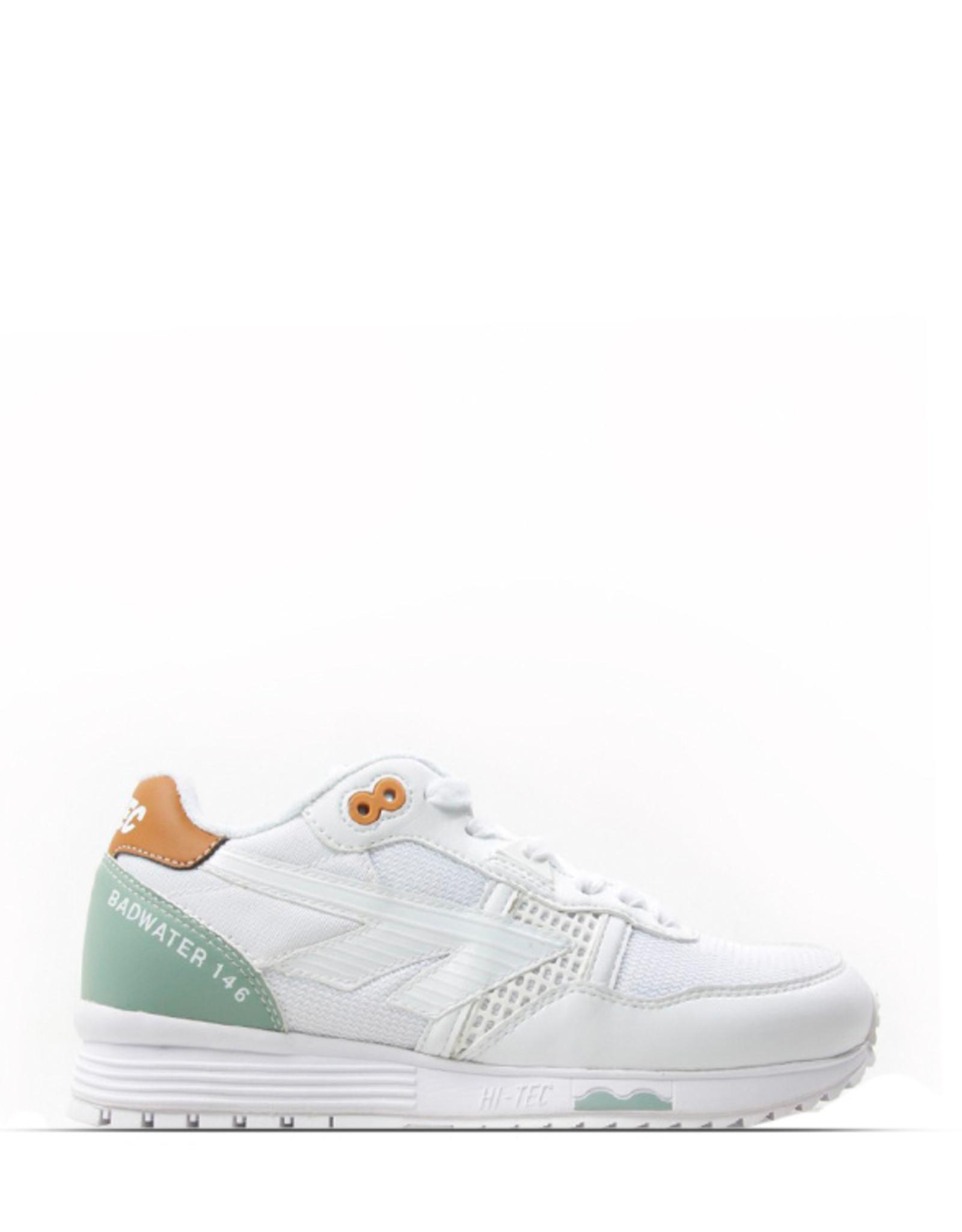 HI-TEC BW 146 UNISEX WHITE SAGE/GREEN GUM