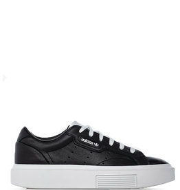 ADIDAS SLEEK SUPER SCHOENEN CORE BLACK / CORE BLACK / FTWR WHITE