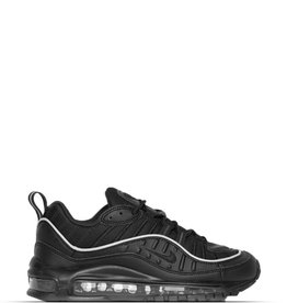 NIKE AIR MAX 98 BLACK ON BLACK REFLECT