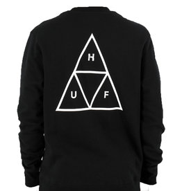 HUF TRIPLE TRIANGLE BLACK WHITE