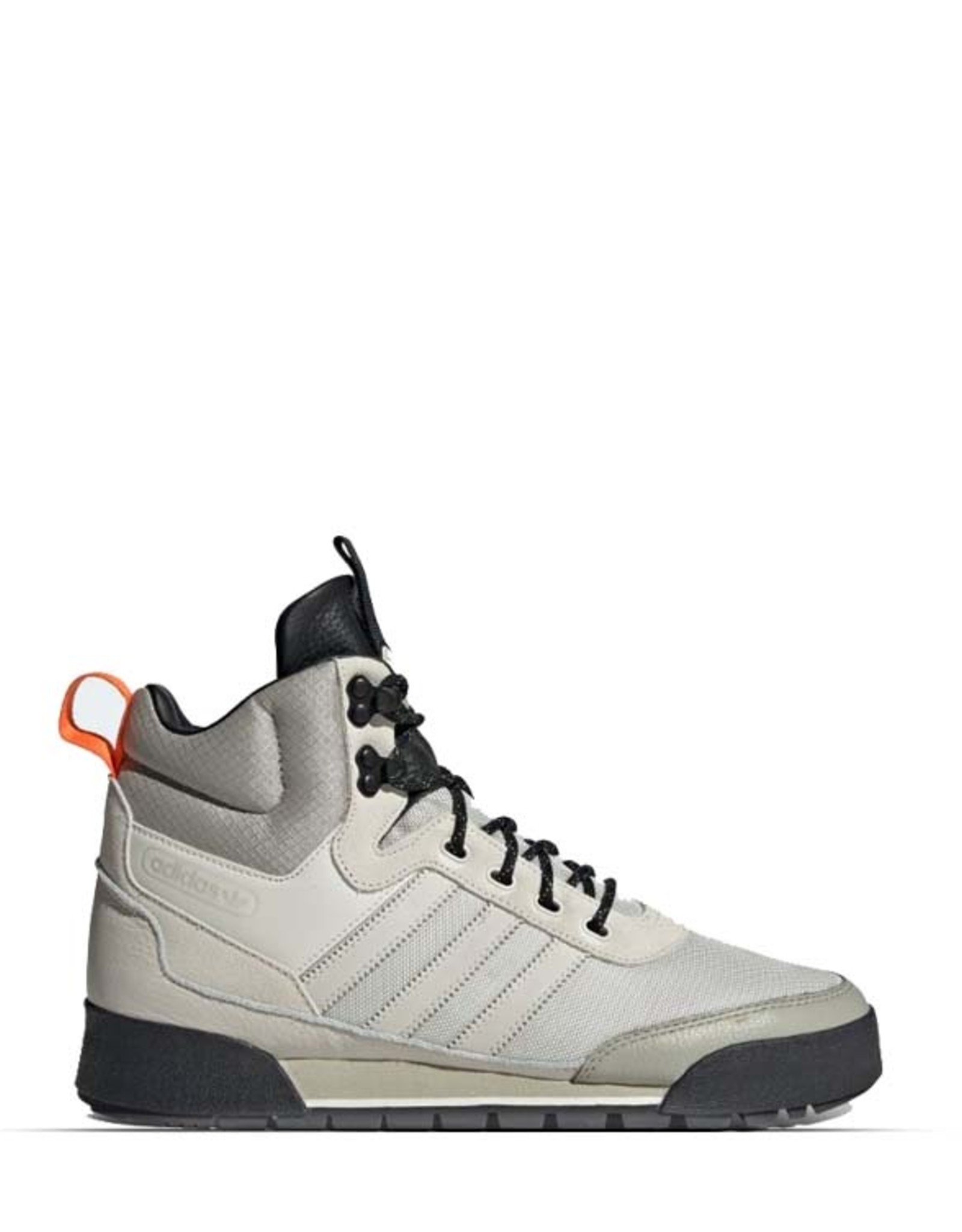 ADIDAS BAARA BOOT BEIGE BLACK ORANGE