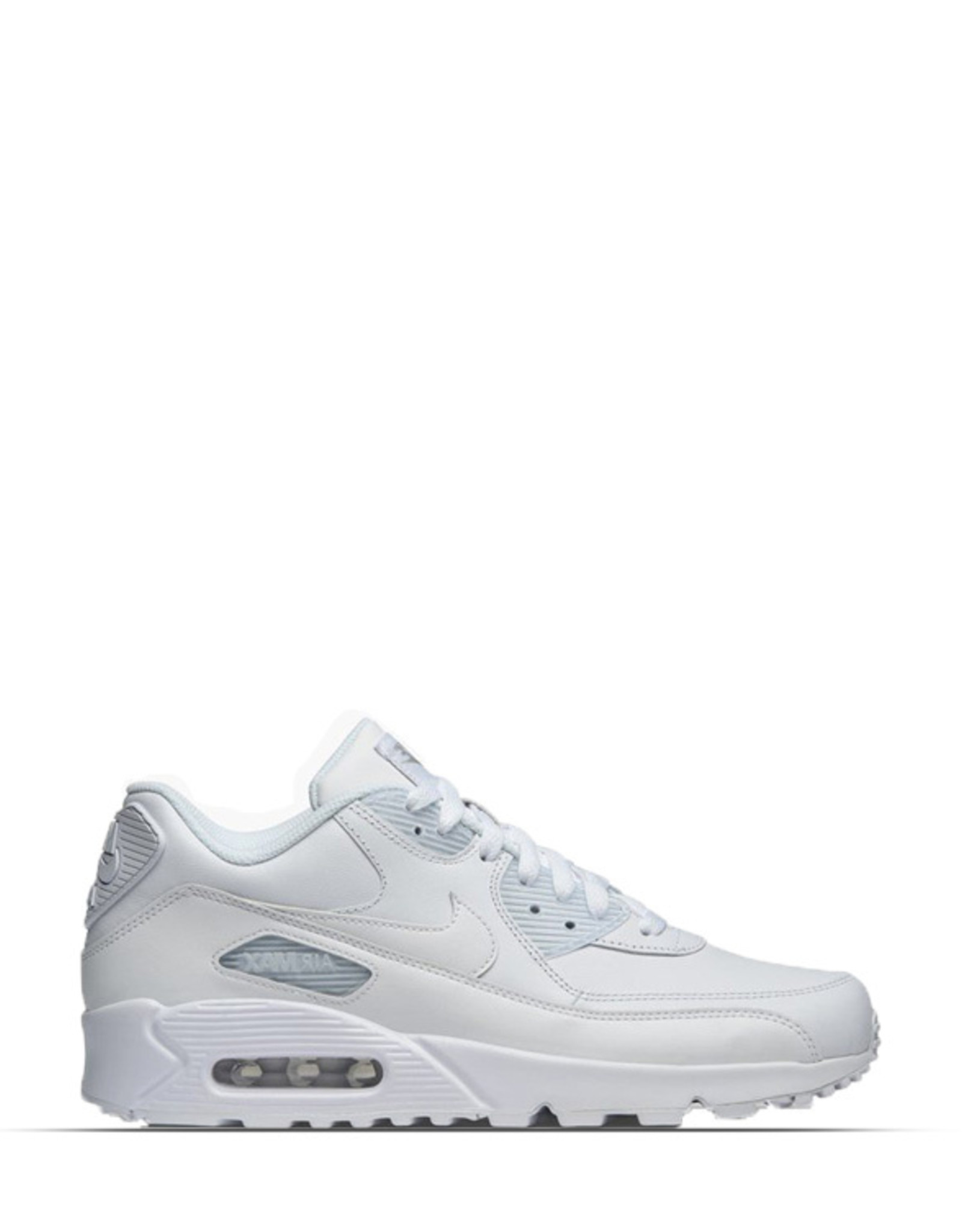 NIKE AIR MAX 90 TRIPLE WHITE LTR