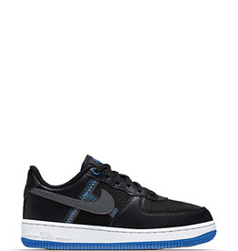 NIKE AIR FORCE 1 BLACK AND BLUE OCEAN