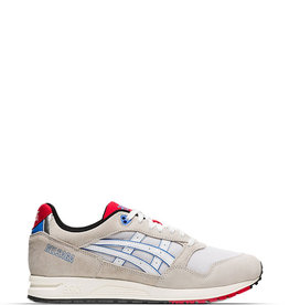 ASICS GEL SAGA - WHITE / RED / BLUE