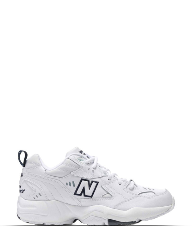 NEW BALANCE WX608-WT WHITE MARINE BLUE
