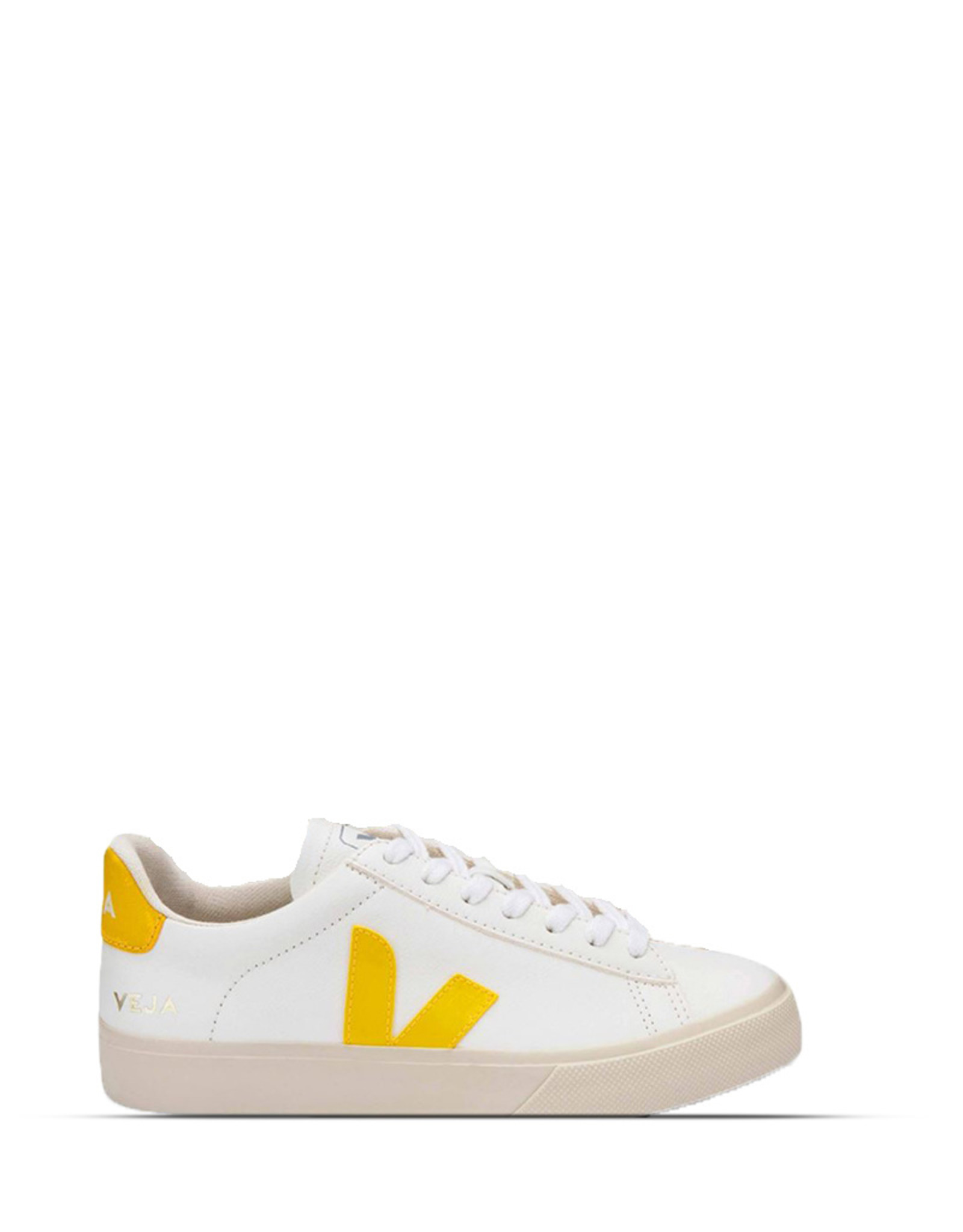 VEJA CAMPO EASY LEATHER - EXTRA WHITE TONIC