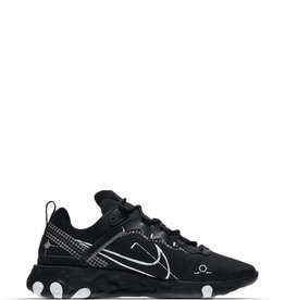 NIKE REACT ELEMENT 55 - SCHEMATIC BLACK