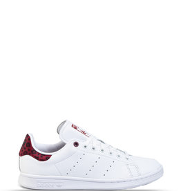 ADIDAS STAN SMITH WHITE CLOUD BORDEAUX PANTER