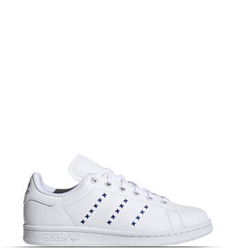 ADIDAS STAN SMITH CLOUD WHITE TEAM ROYAL BLUE YOUTH