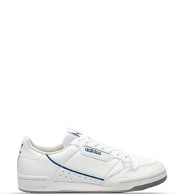 ADIDAS CONTINENTAL 80 ORIGINAL WHITE SCARLET RED