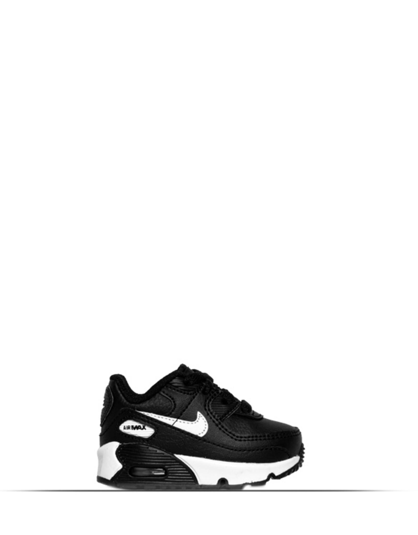 NIKE AIR MAX 90 LTR BLACK WHITE