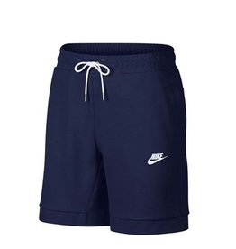 NIKE MODERN FLEECE SHORT BLUE