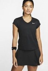 NIKE WMNS DRY-FIT TOP BLACK