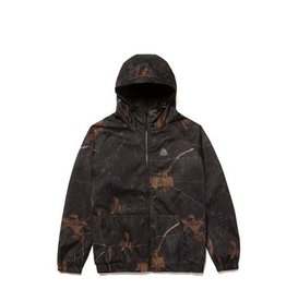 HUF NETWORK LIGHTWEIGHT JACKET REALTREE-BLACK