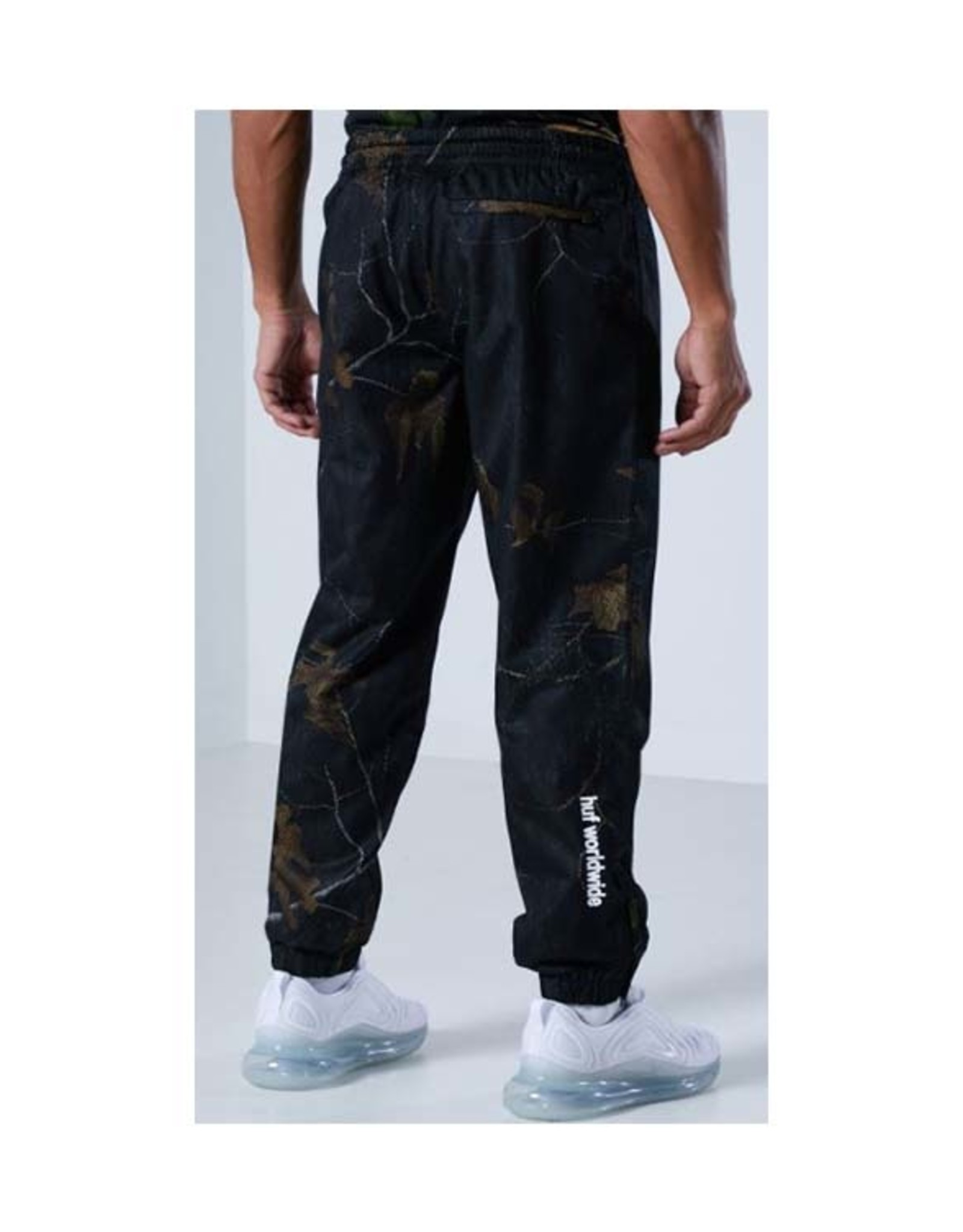 HUF NETWORK TRACK PANT REAL TREE