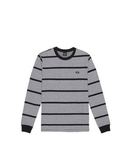 HUF HOUNDSTOOTH STRIPE L/S KNIT