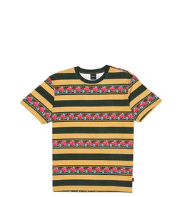 HUF MONARCH STRIPE S/S KNIT TOP