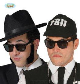 FIESTAS GUIRCA Gangster bril Guirca