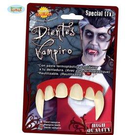 FIESTAS GUIRCA Vampiertanden gebit met thermoplastique