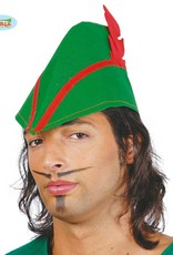 FIESTAS GUIRCA Hoed Robin Hood
