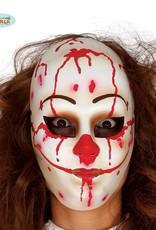 FIESTAS GUIRCA killer clown masker