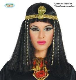 FIESTAS GUIRCA egyptische pruik