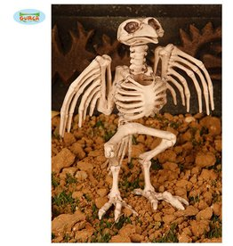 FIESTAS GUIRCA skelet vogel