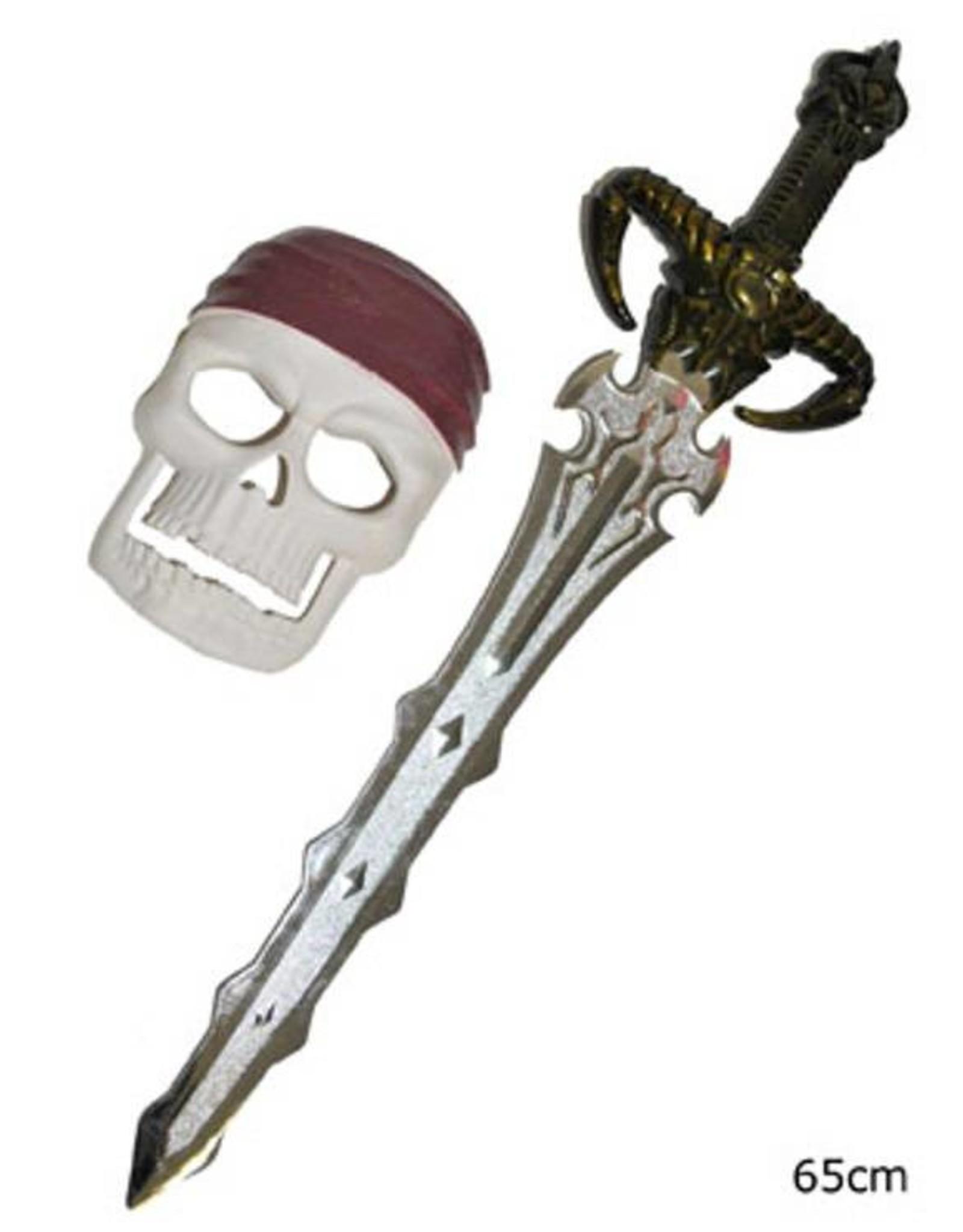 ESPA masker met zwaard