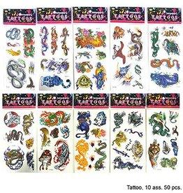 ESPA tattoo per 40 assorti