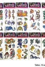 ESPA tattoo per 8 assorti
