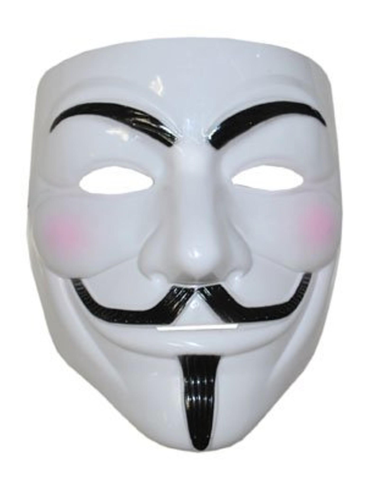 ESPA masker V for Vendetta wit
