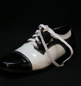 ESPA schoen wit zwart mt 40-41 huurprijs 25 gebruikt