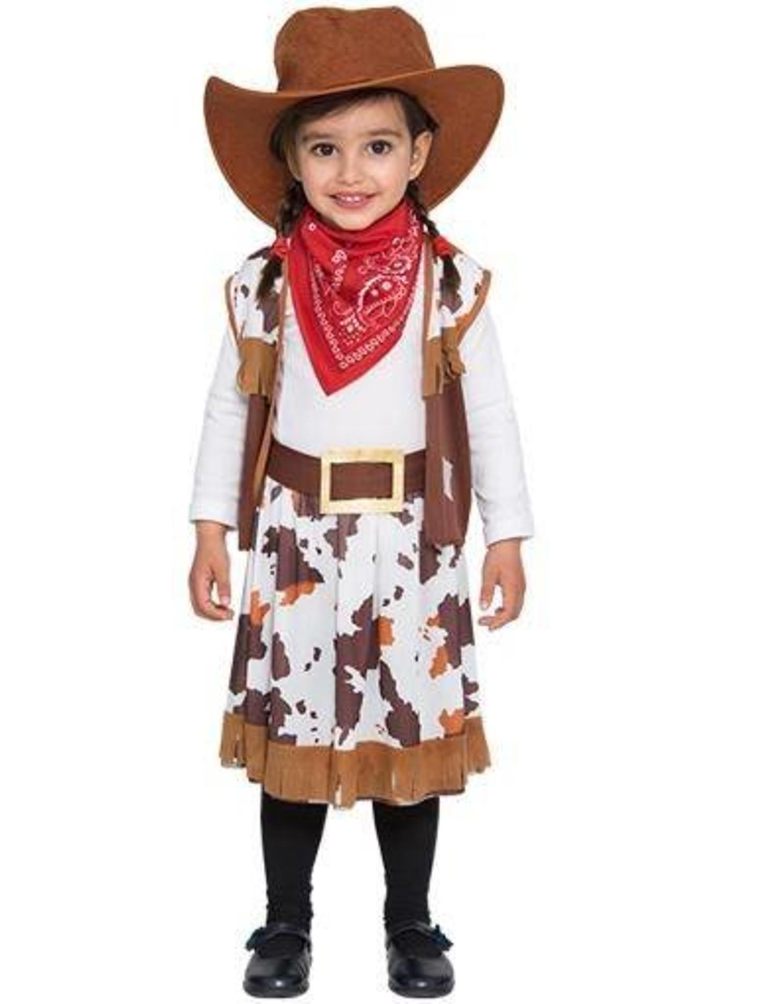 EUROCARNAVALES cowgirl 2-3 jaar