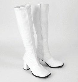 Bristol Novelty Ltd. witte laarzen S (36) huurprijs 30