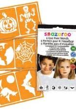Snazaroo Sjabloblonen halloween