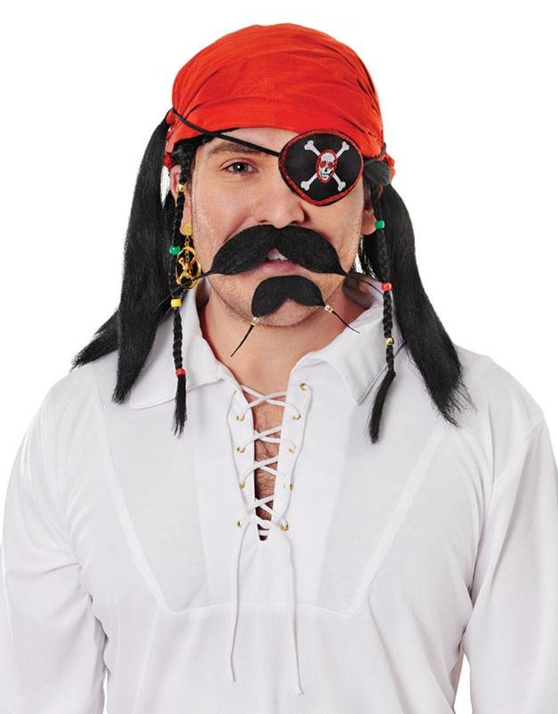 Bristol Novelty Ltd. snor baard piraat