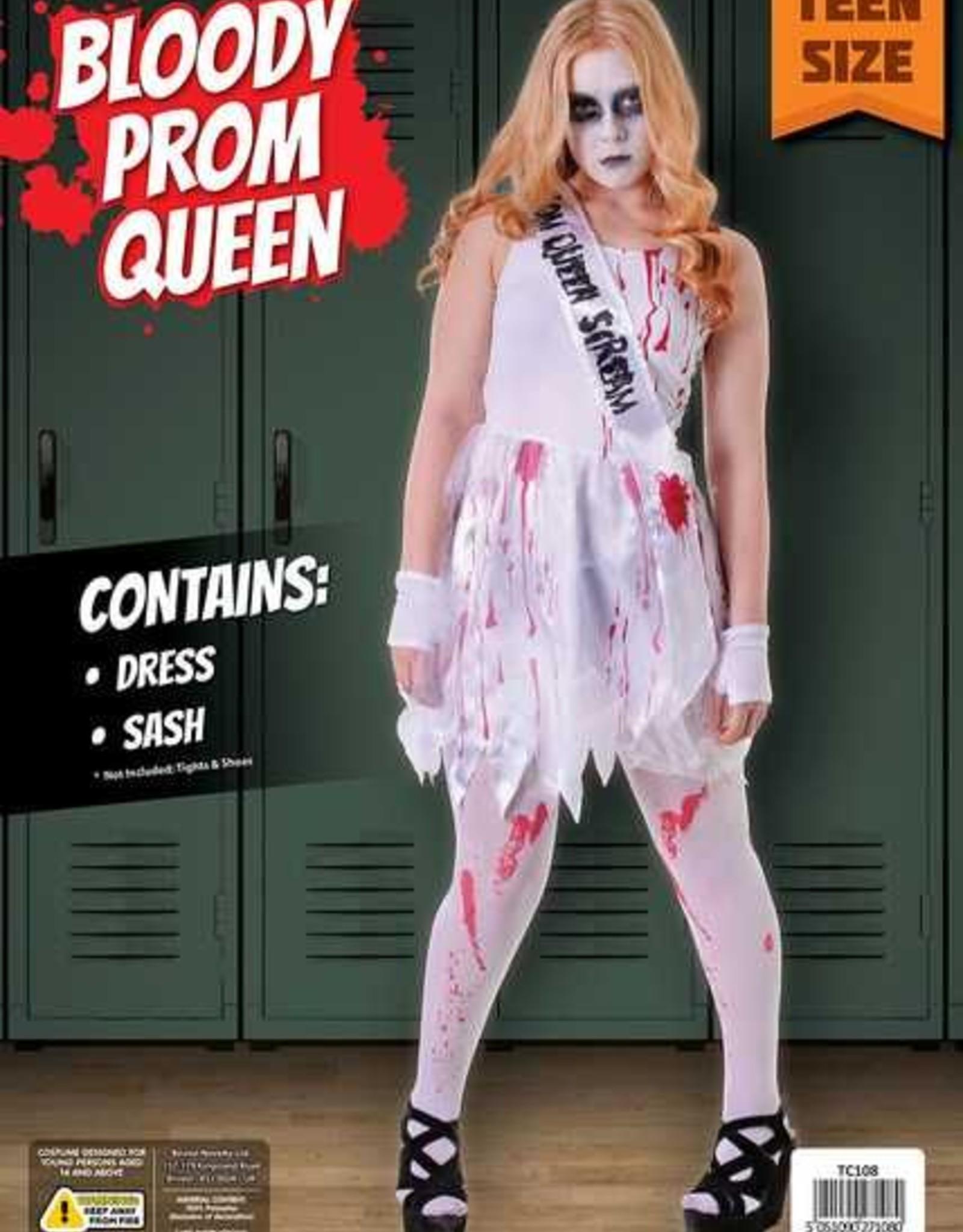 Bristol Novelty Ltd. Bloody queen teenager