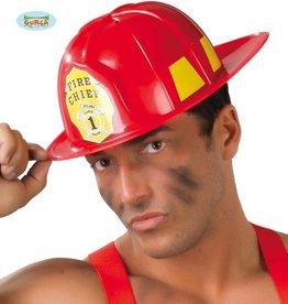 FIESTAS GUIRCA brandweerhelm groot