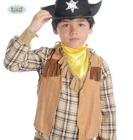 FIESTAS GUIRCA cowboyvest kind 1 maat