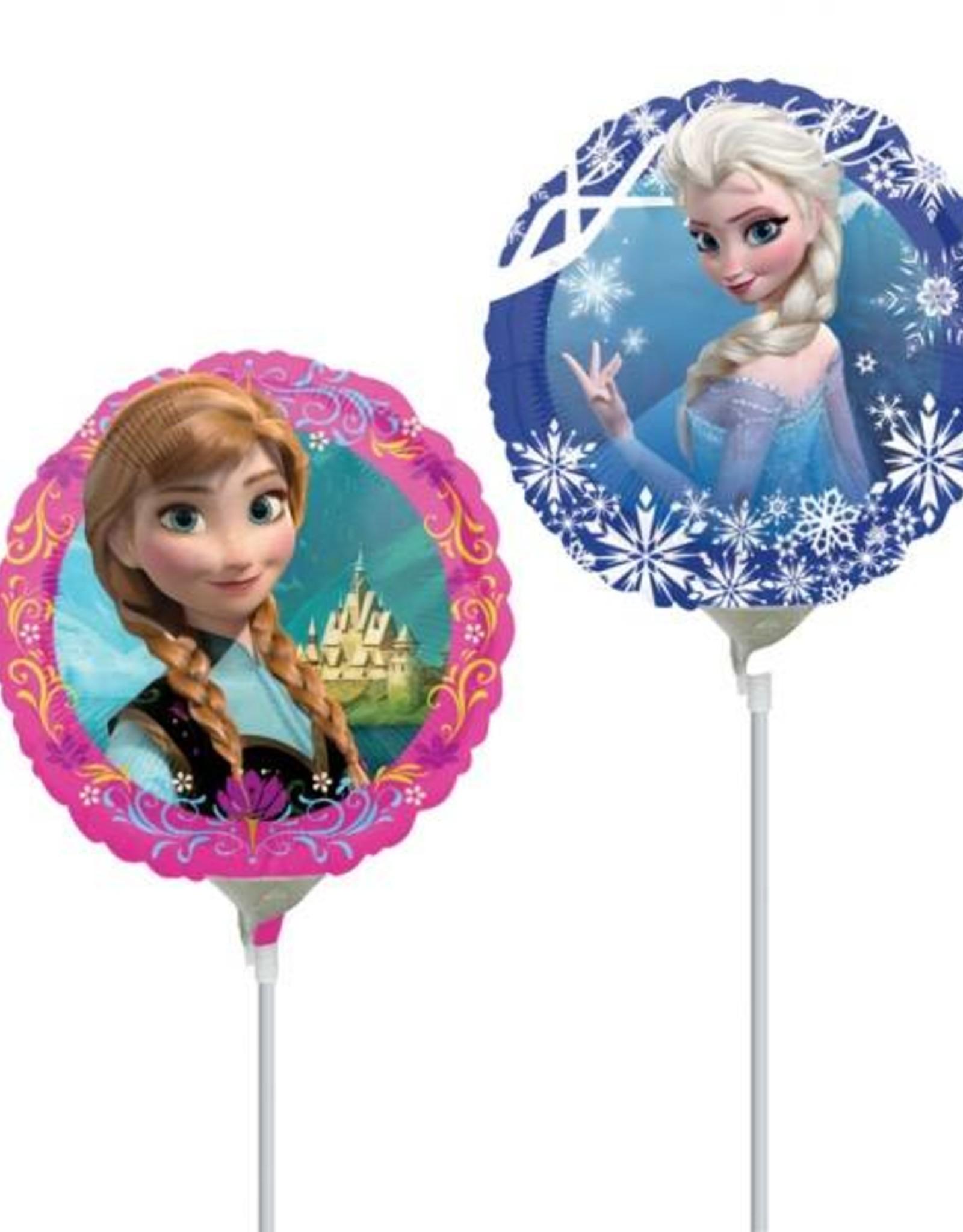 Sempertex avalloons ballon op stokje frozen