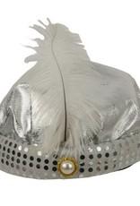 FARAM hoed sultan zilver
