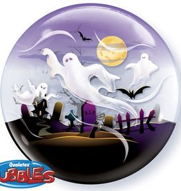 IBS bubbel spookje met helium