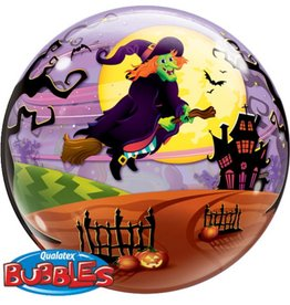 IBS bubbel heks vol met helium