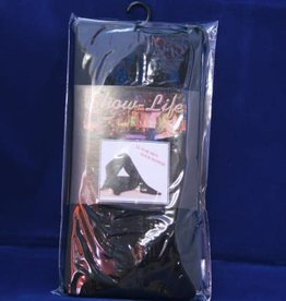 ESPA panty XL zwart