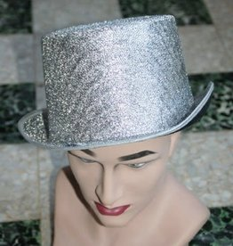 ESPA hoge hoed zilver