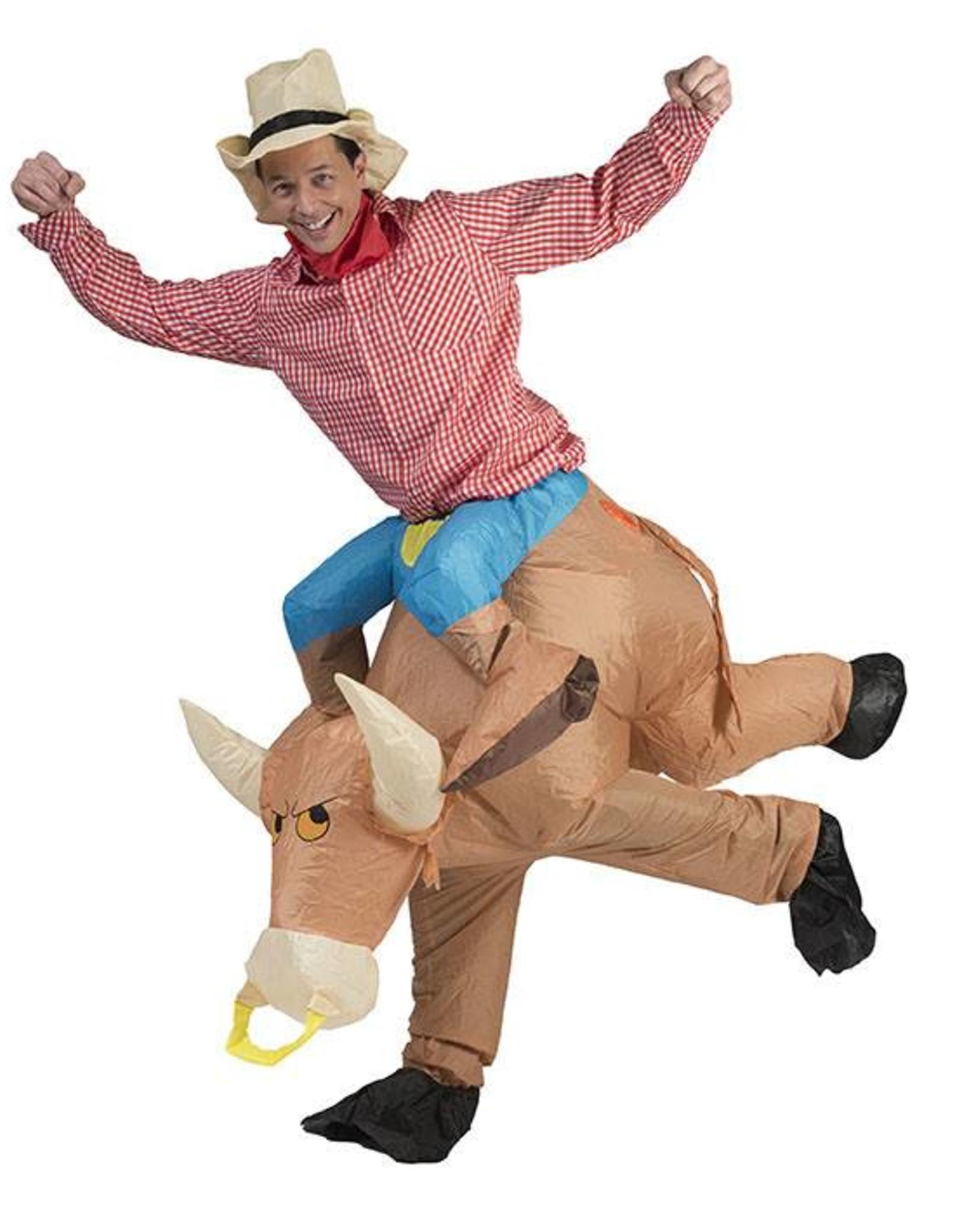 ESPA cowboy op stier opblaasbaar