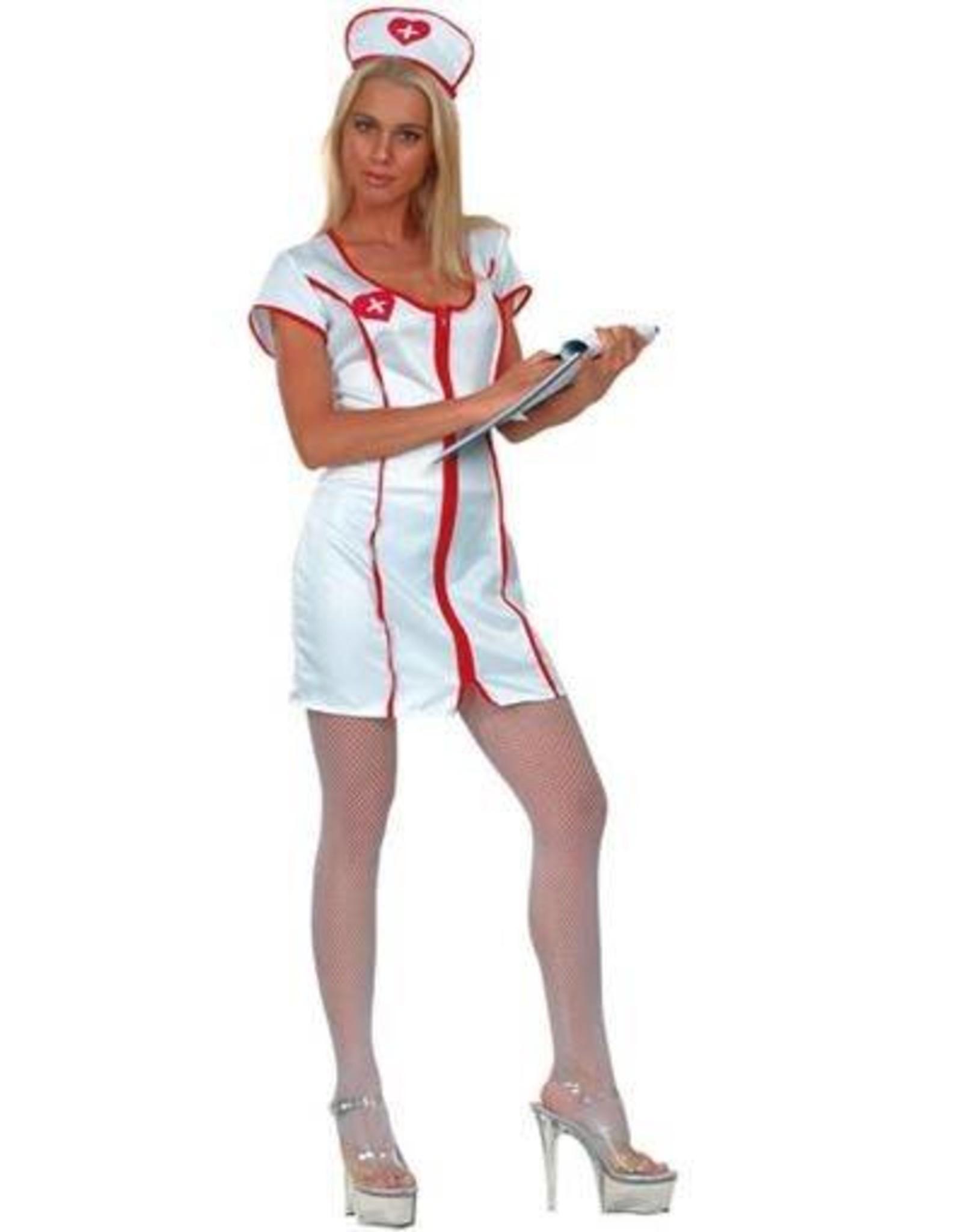 EUROCARNAVALES verpleegster XL